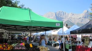 Canmore Market - so cute!!
